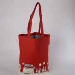 Quintessential Tote Bag Poppy